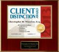 client distinction bankruptcy Chris