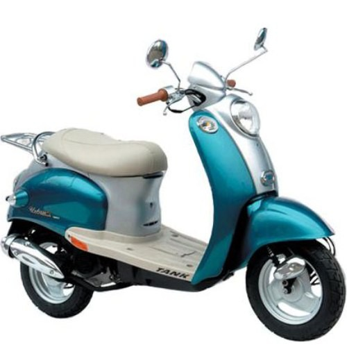 Image Gallery Moped